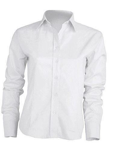 CAMISA CASUAL & BUSINESS OXFORD SHIRT LADY