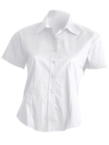 CAMISA CASUAL & BUSINESS SHIRT OXFORD LADY SS